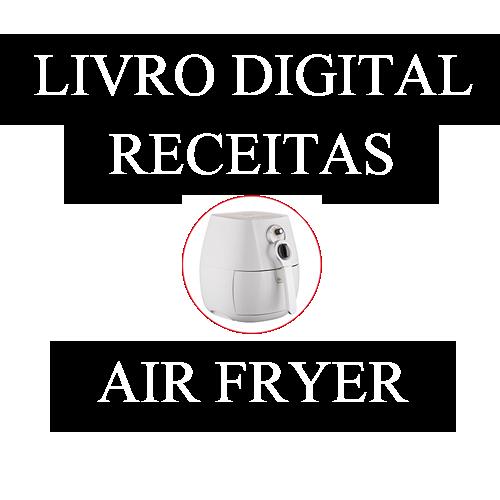 receitas para airfryer
